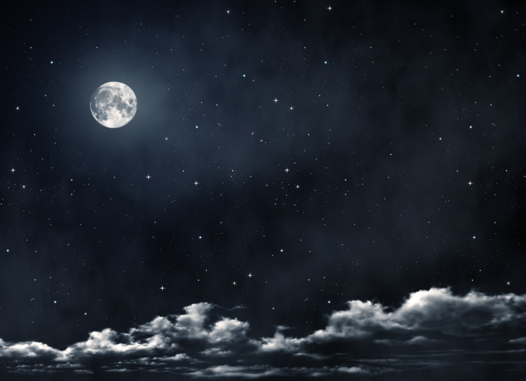 moon-clouds-stars-night